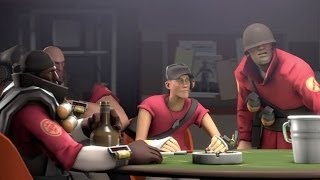Team Fortress 2 - Love and War Cinematic