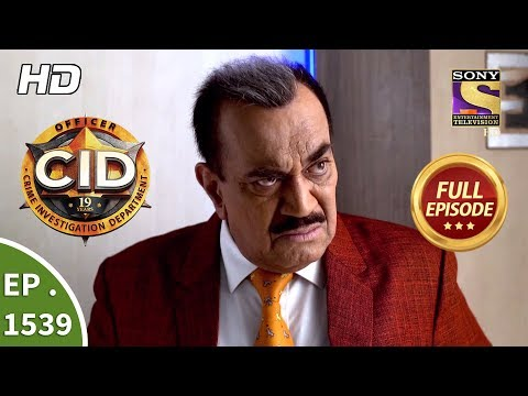 CID - Ep 1539 - Full Episode - 29th  September, 2018