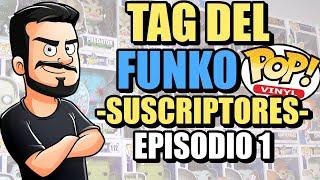 TAG FUNKO POP - EDICIÓN SUSCRIPTORES  - EP 1.