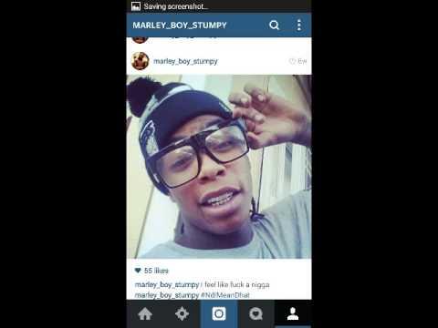 Stumpy Who Go Ride Ft. Lerrick (видео)