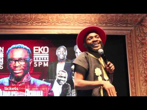 Highlights From Julius Agwu's Life As I See It Concert