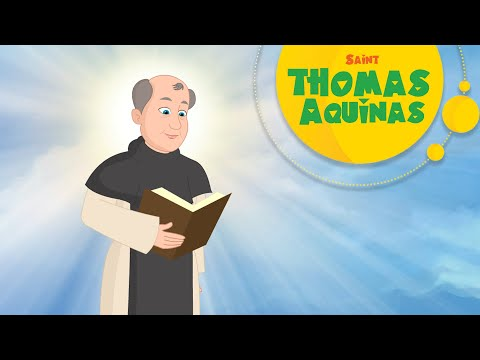 Story of Saint Thomas Aquinas | Stories of Saints