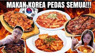 Video KOREAN FOOD DISINI PEDASS SEMUA!!! *CABE SEMUA* MP3, 3GP, MP4, WEBM, AVI, FLV Mei 2019