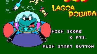 Master System Longplay [107] Sapo Xule SOS - Lagoa Poluida
