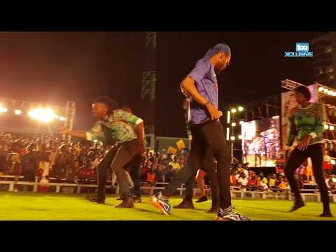 9ice Full Performance @ Merry Bet Fans Challenge