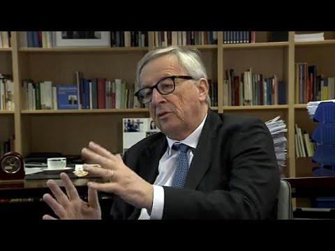 Γιούνκερ στο Euronews: Ξεκαθαρίζει τη θέση του για το κόμμα Φιντές…
