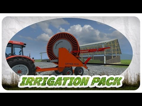 Irrigator Irrifrance Optima 1036 v3.0 MR