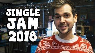 JINGLE JAM 2018 IS LIVE - twitch.tv/yogscast