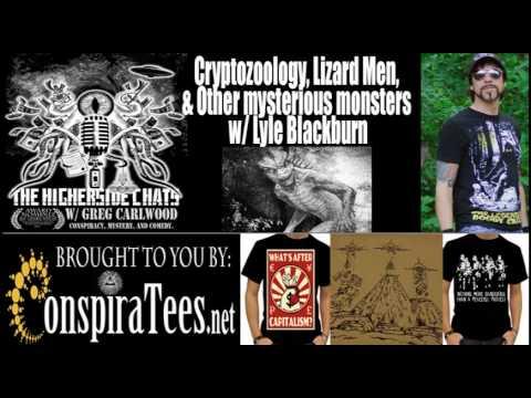 Lyle Blackburn | Cryptozoology, Lizard Men, & Mysterious Monsters