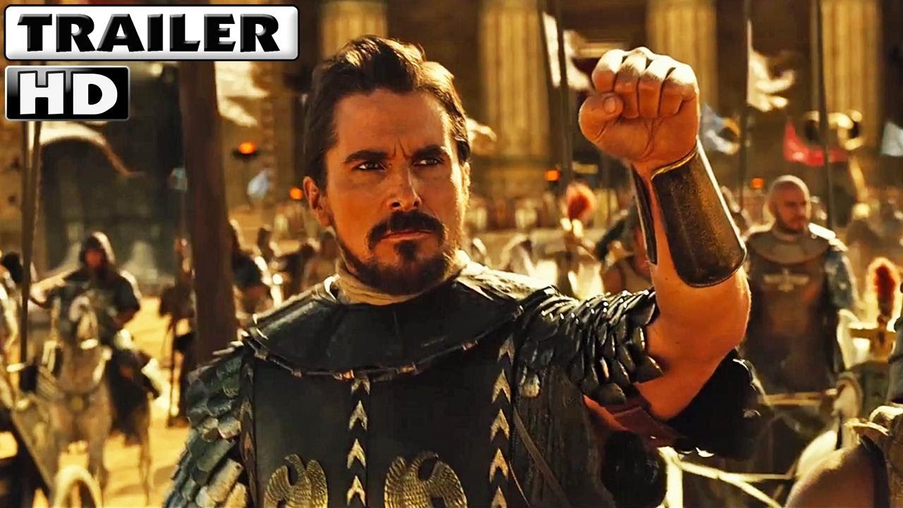 Trailers – Exodus: Gods And Kings (2014)