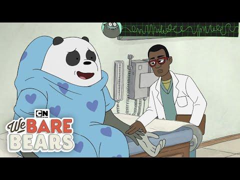 We Bare Bears | Dr. Visit | Cartoon Network