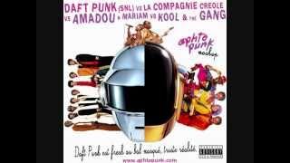 Daft Punk SNL Vs La Compagnie Créole Vs Amadou & Mariam Vs Kool & The Gang (Aphte Punk Mashup)