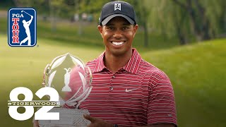 Tiger Woods wins 2009 the Memorial Tournament | Chasing 82 by PGA TOUR