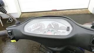8. Piaggio typhoon 125. . 2 stroke for sale