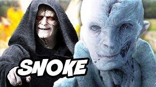 Video Star Wars Episode 8 The Last Jedi Snoke Origin and Palpatine Explained MP3, 3GP, MP4, WEBM, AVI, FLV Oktober 2017