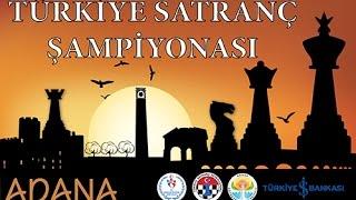 2015 Türkiye Satranç Şampiyonası Tur 1