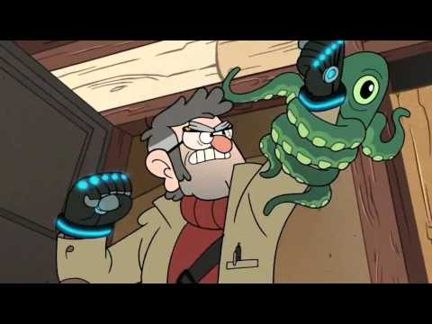 Gravity Falls 2.13 (Preview 'Crazy Day')