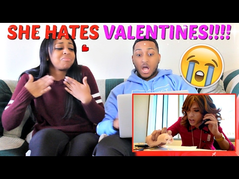 """Brandon Rogers """"CEO Hates Valentine's Day (OFFENSIVE)"""" REACTION!!!"""