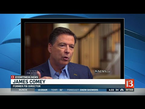 Comey ABC News interview