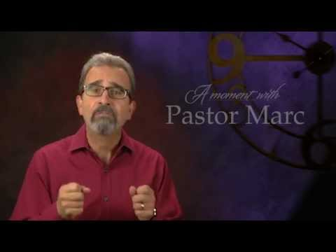 "A Moment with Pastor Marc #22<br /><strong>""Simeon Sees The Savior""</strong>"