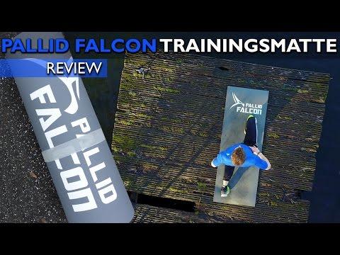 Pallid Falcon Trainings-/Sportmatte im Test [deutsch]