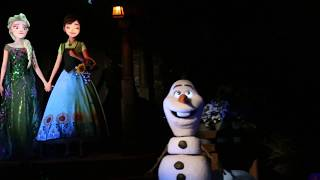 Frozen Ever After in Epcot at Walt Disney World on 24 Jul 2017.