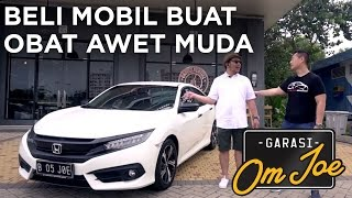 Video REVIEW HONDA CIVIC TURBO | GARASI OM JOE MP3, 3GP, MP4, WEBM, AVI, FLV Februari 2018