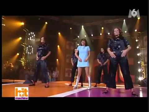 Alizée - J'ai Pas Vingt Ans Live (2003-06-07 - Hit Machine - M6) (видео)