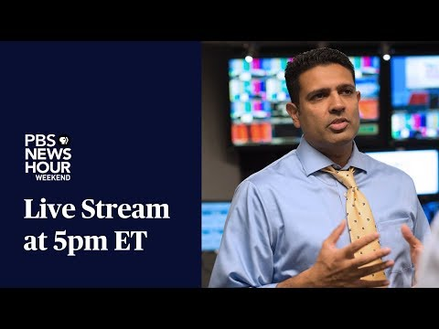 PBS NewsHour Weekend Live Show, August 30, 2020