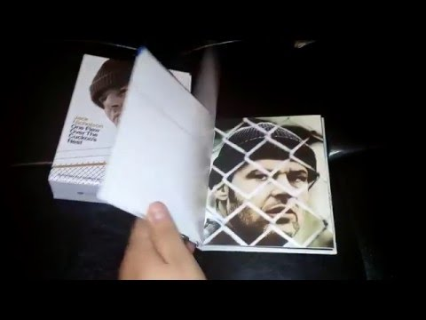 Edicion Coleccionistas - One Flew Over The Cuckoo's Nest - Bluray