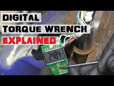BOLTR: Harbor Freight Digital Torque Adaptor | Wheatstone Bridge Strain Gauge