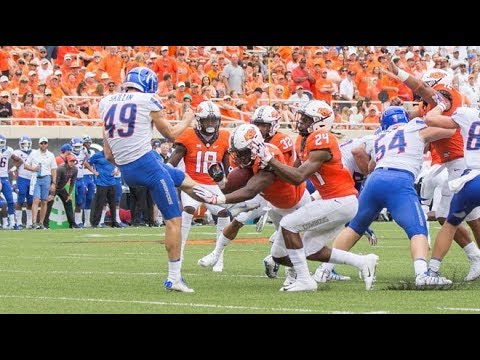 2018 NCAA Football - Week 3 - Boise State vs Oklahoma State
