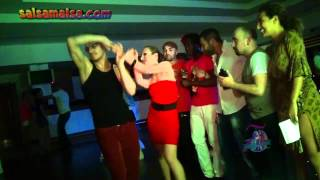 SOCIAL SALSA | DENIZ SEVEN&ESIN TEKE | 7th SALSA JAM IN CYPRUS BIGGEST LAUNCH PARTY