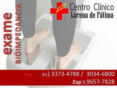 Avaliaçao corporal BIOIMPEDANCIA em Ceilandia Centro DF 3373-4788