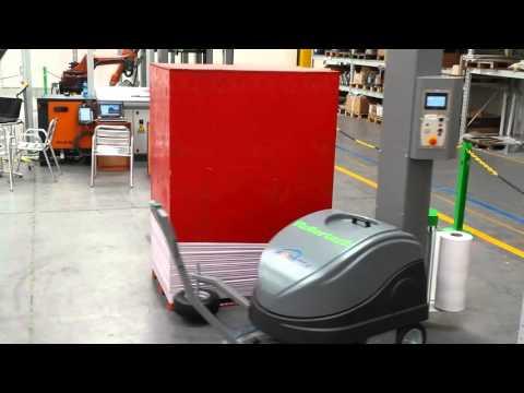 Rollertech Strech Sarım Robotu