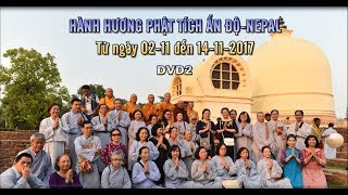 Hành hương Phật tích Ấn Độ - Nepal tháng 11-2017- P2