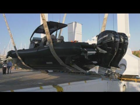 Παρουσιάστηκε στο λιμεναρχείο στο Πόρτο Χέλι ο 44χρονος χειριστής του ταχύπλοου σκάφους