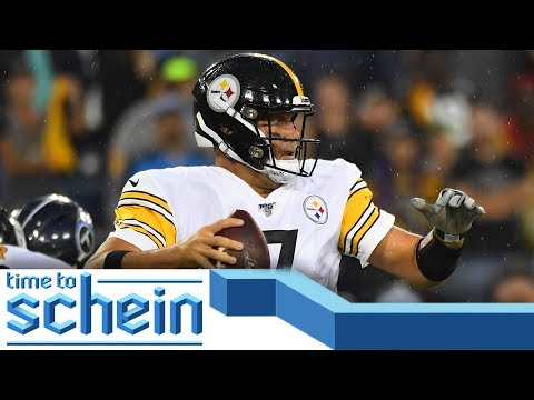 Video: 2019 NFL Week 1 picks | Time to Schein