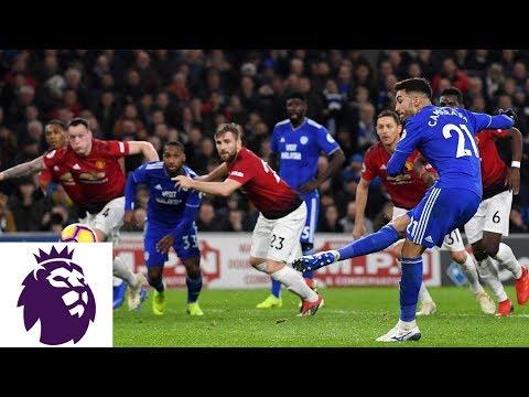 Video: Víctor Camarasa hits top corner with penalty kick | Premier League | NBC Sports