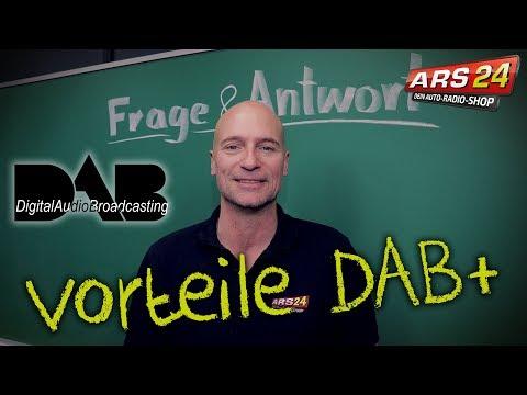 Welche Vorteile hat DAB+ Digitalradio im Auto | Tutorial | ARS24