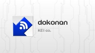 dokonan 位置情報追跡サービス YouTubeビデオ