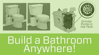 Build a Bathroom Anywhere! - Qwik Jon