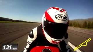 9. Honda VFR800F -- exclusive performance testing