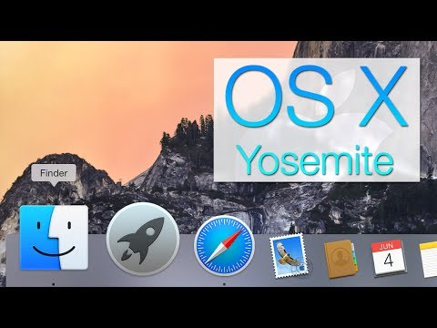 osx - Apple is gearing up to release a new version of OS X, OS X Yosemite! OS X Yosemite brings a whole new interface to the Mac. In addition, it adds many lovely ...
