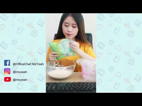 E2 Marshmallow Jelly | Ms. Yeah's Kitchenette - Thời lượng: 56 giây.