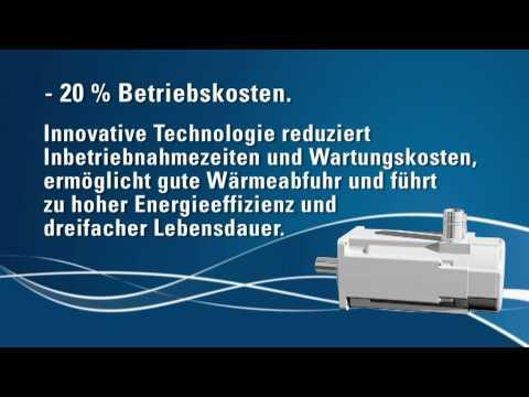 Kollmorgen Washdown Servomotor - Hohes Sparpotenzial für die Food & Beverage Branche