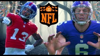 Madden 18 Career Mode Gameplay - Odell Beckham & Baker Mayfield Are Most Feared!