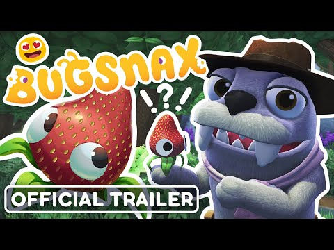 Bugsnax : Trailer annonce