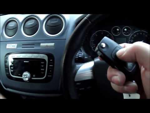 Ford transit connect remote key фотка