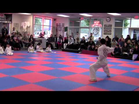 Lien Vs. Orlando At Flying Kick Martial Arts & Fitness